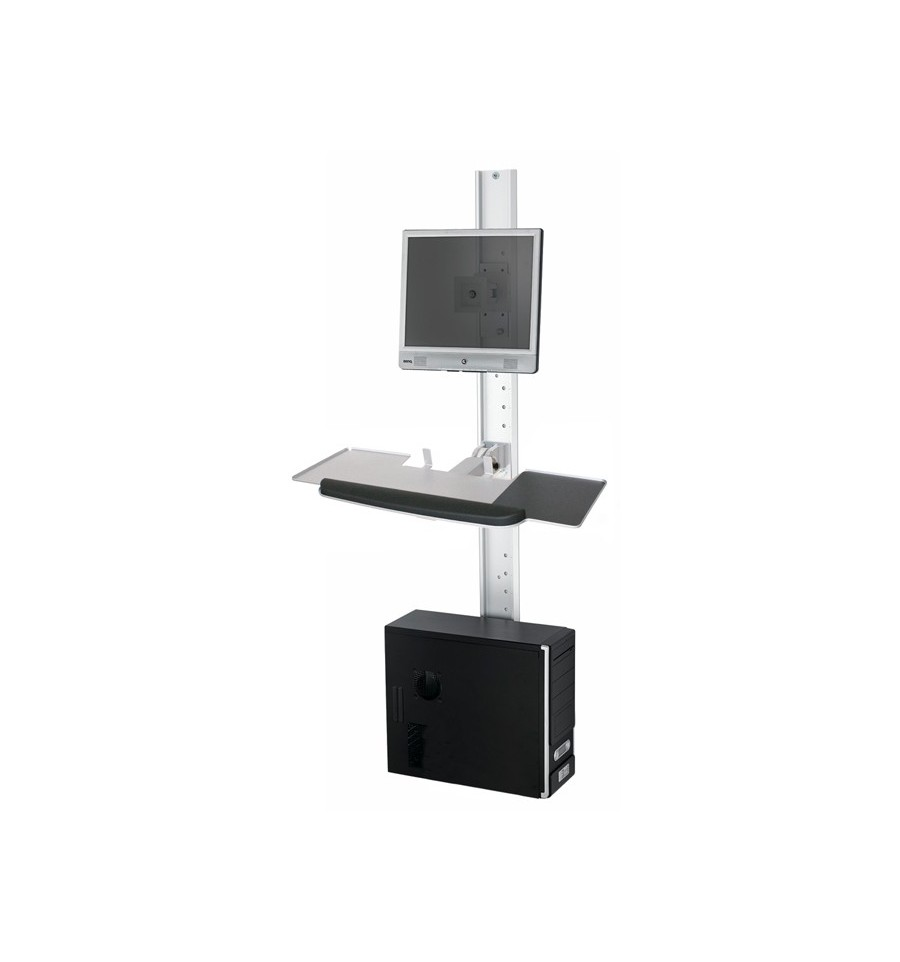 Computer Kiosk for tight spaces KOS leaders in ergonomic ...