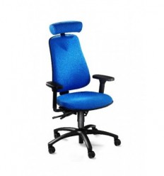 Orthopaedic Office Chair for Whiplash Sufferers
