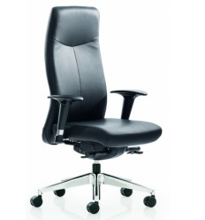 LUX Leather Executive Chair