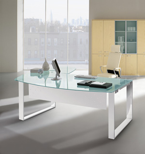 Executive Desking Xtime Managers Desk