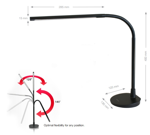 K51 a flexible LED Light with usb