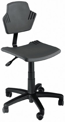 Industrial Chair, laboratory chair, work chair, KOS Ergonomics