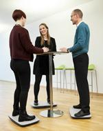 Steppie Balance Board Movement for Standing Desk
