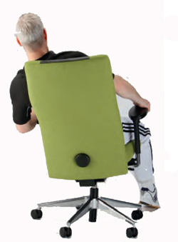 Ergonomic Balans Chair 3D Movement chair