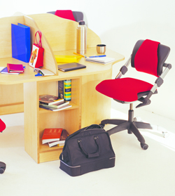 Task Chair HAG H03 chair suitable for all sizes