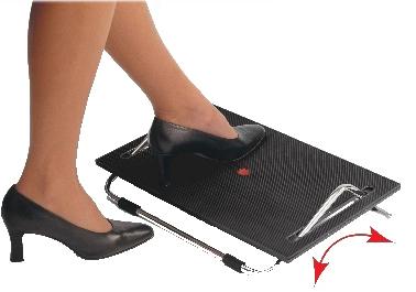KOS Ergonomic Office Footrest improve posture and prevent back pain