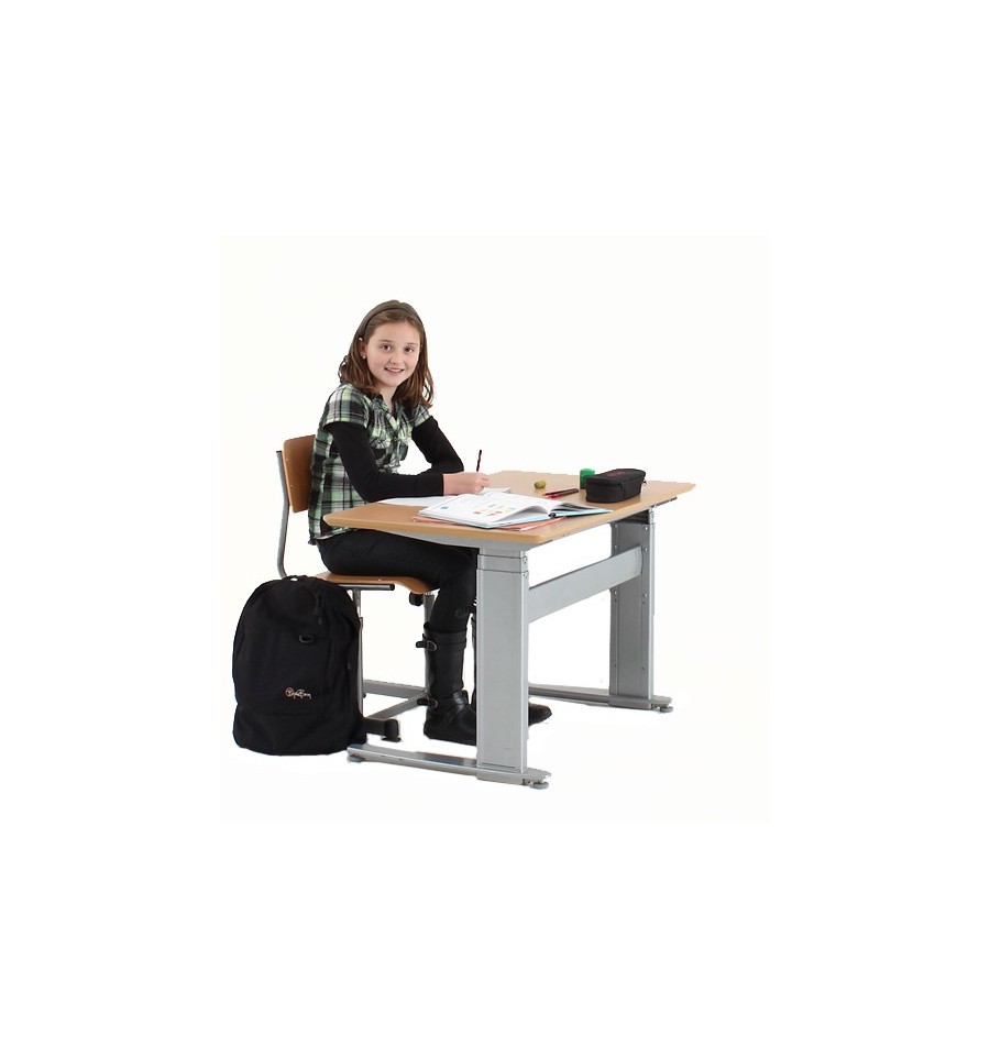 A Height Adjustable Table To Suit Both Children Adults