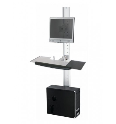 Computer Kiosk Wall Mounted