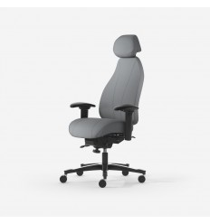 Malmstolen Classic 7000 Wide office chair - A wider chair for larger users