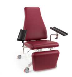 Varia V vaccination and phlebotomy chair