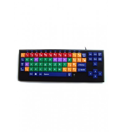 Early Learning Large Keys Keyboards