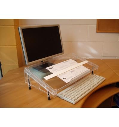 MicroDesk Copyholder Writing Slope