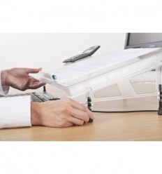 MicroDesk Copyholder Writing Slope