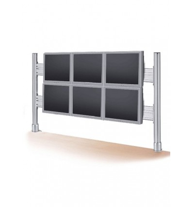 TFT Bar Monitor System - 6 Screens