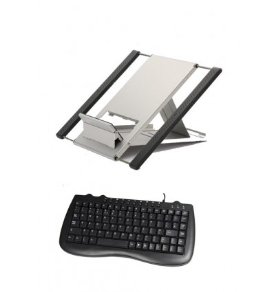Laptop Pack Ergo P and Mini Keyboard