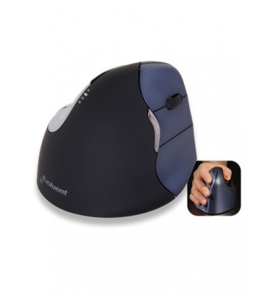 Wireless Evoluent Vertical Ergonomic Mouse