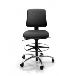 Ergo High Counter Chair for work
