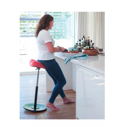 Move Saddle Stool Small