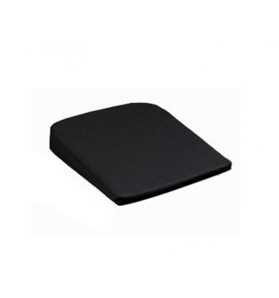 Seat Wedge with Removable Coccyx Cutout