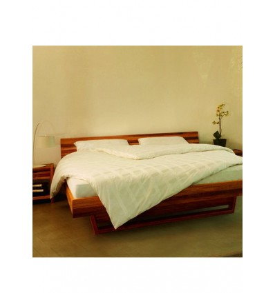 TEST Solid Wood Bed Couch Bed 180/200 Liforma System