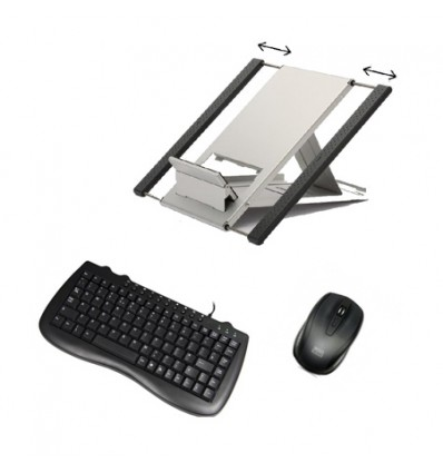 Laptop Pack Ergo P Mini Keyboard and Mouse
