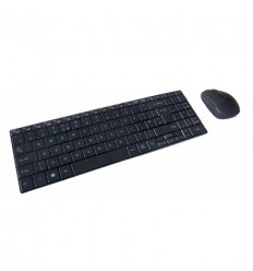Wireless Keyboard and Mouse Set  USB
