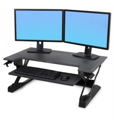 Ergotron Workfit T Plus - Larger version