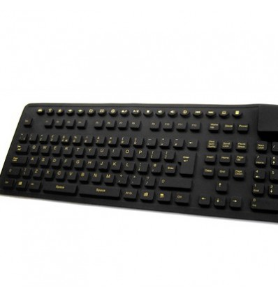 Flexible Keyboard Roll Up Resistant To Water Keyboard