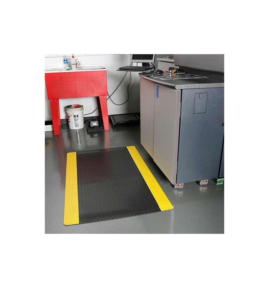 Cushion Tracks Anti Fatigue Mat Best Industrial Floor Mat