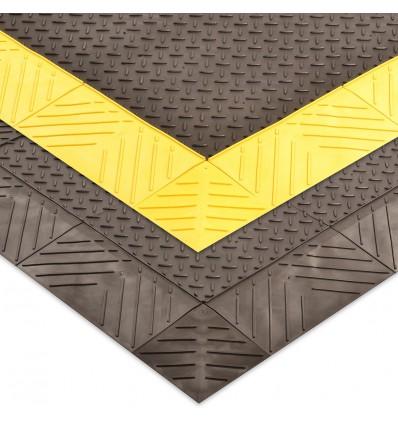 Diamond Solid Anti-fatigue Mat