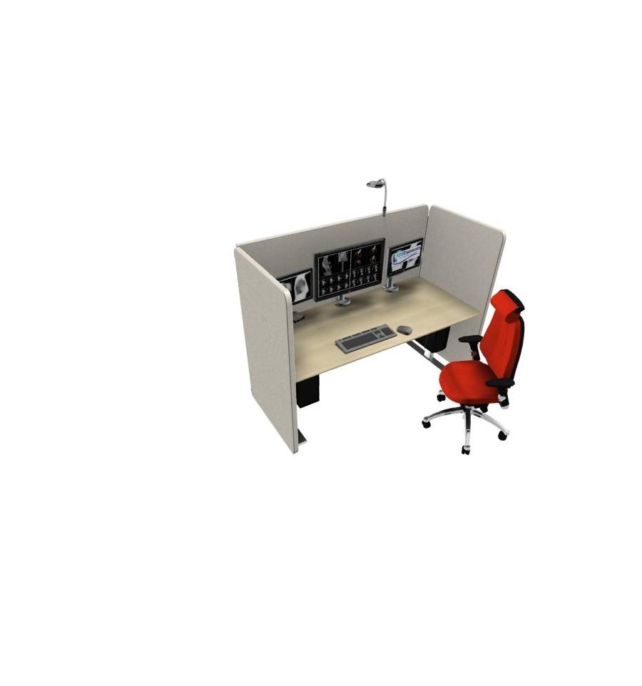 Pacs Desk The Pacs Desk Is A Radiologist S Desk For Pacs