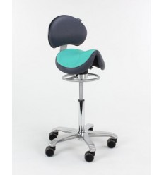 Well Supported Dental Saddle