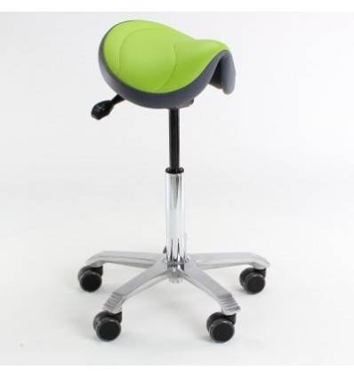 comfortable dental saddle