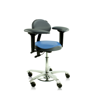dentist chair to prevent shoulder pain