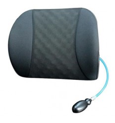 Posture Improvers Inflatable Deluxe Lumbar Support
