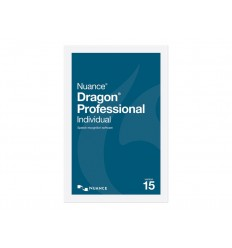 Dragon Professional Individual 15 Full License 1 user
