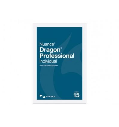 Dragon Professional Individual 15 Full License 1 user