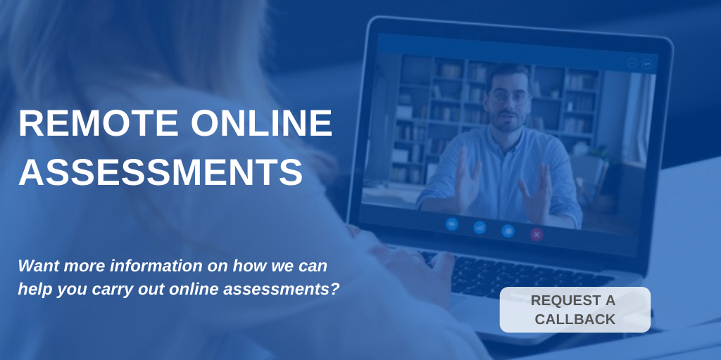 remote online assessments