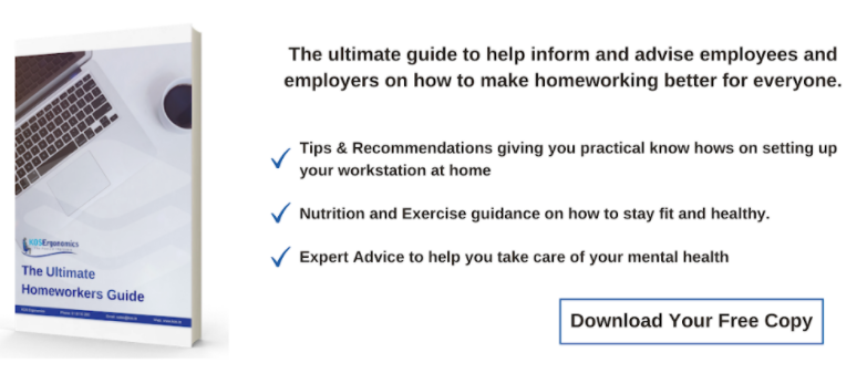 how to set up employees working from home?