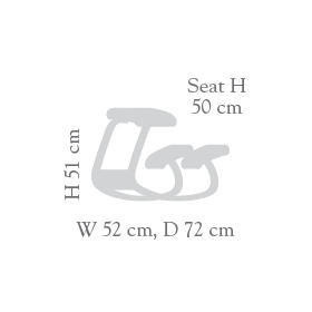 Variable Balans Kneeling Chair Specification