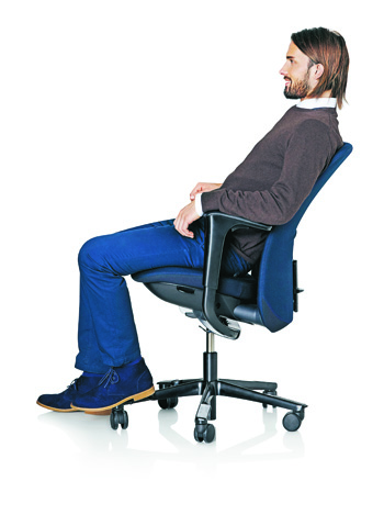 HAG Sofi Designer Chair inspires movement