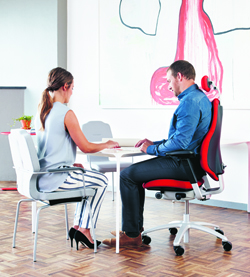RH Mereo Ergonomic Task Chair for active sitting