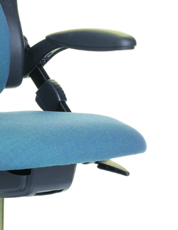 Task Chair H03 Adjustable Armrests