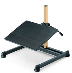 Footrest K450 Industrial Footrest for high bench work essential for health and safety KOS Ireland
