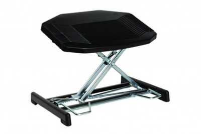 Height Adjustable Footrest for high counter use
