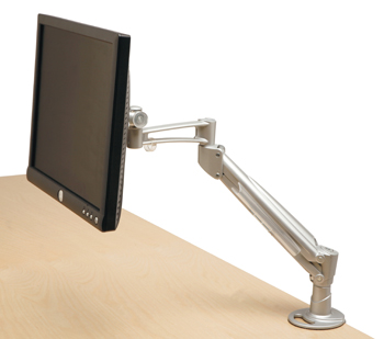 Monitor Arm K710m to relieve neck pain and shoulder pain from computer work KOS Ireland