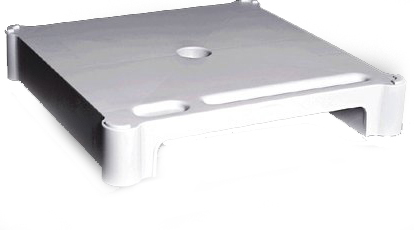 Monitor Stand 50mm to relieve neck and shoulder pain Ireland