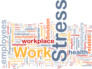 reduce work related stress Stress Reduction solutions KOS Ireland