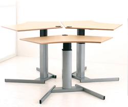 Height Adjustable Desk KO1001M group of Desks
