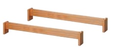 Solid Wood Legs Set Bench Supports for Couch Bed from KOS Ireland